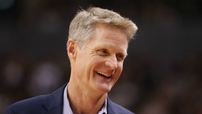 Steve Kerr on Super Bowl: 'It just gets old watching the same team win the whole thing'