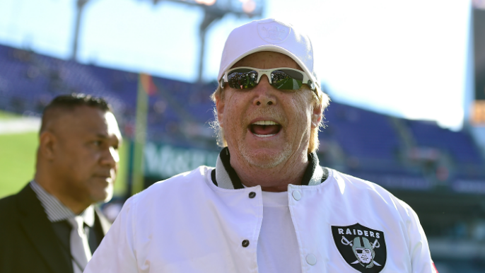 New info indicates Raiders have no agreement with Giants or San Francisco regarding the Oracle Park move [report]