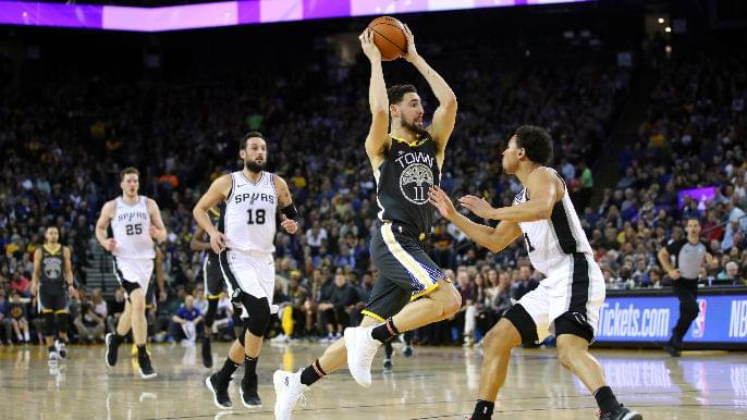 Four thoughts as Warriors blow out depleted Spurs by 39 points