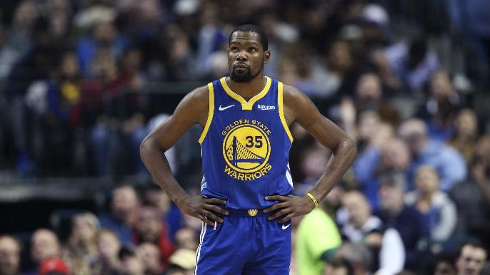 For someone who only wants to talk basketball, Kevin Durant keeps digging himself into a deeper hole