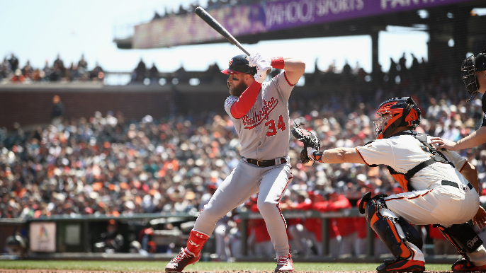 Giants plan to offer Bryce Harper 'lucrative short-term deal' [report]