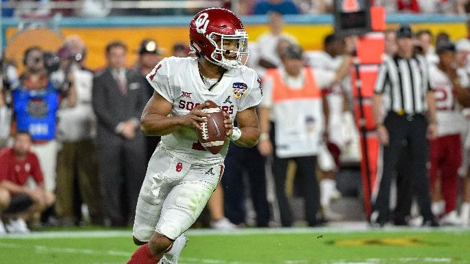 Kyler Murray announces he's 'fully committing' to football over baseball