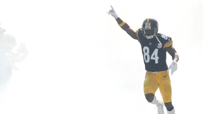 Antonio Brown posts farewell video to Pittsburgh Steelers on Twitter