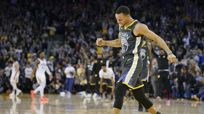 Four thoughts as Warriors outlast Jazz to win 16th in last 17 games