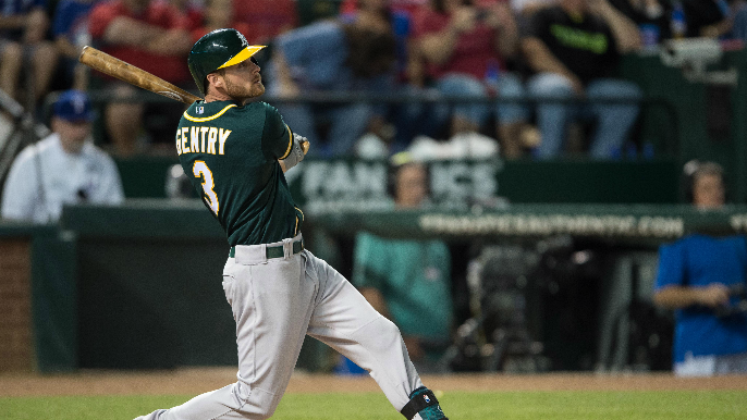 Giants agree to terms with former A's outfielder [report]