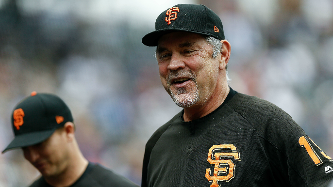 Bochy explains decision to retire after 2019 season, his future plans on 680