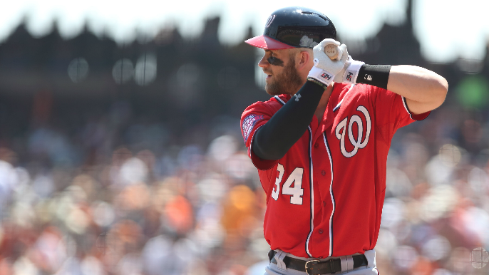 Harper believed to have turned down multiple offers over $300 million, Giants still in hunt [report]