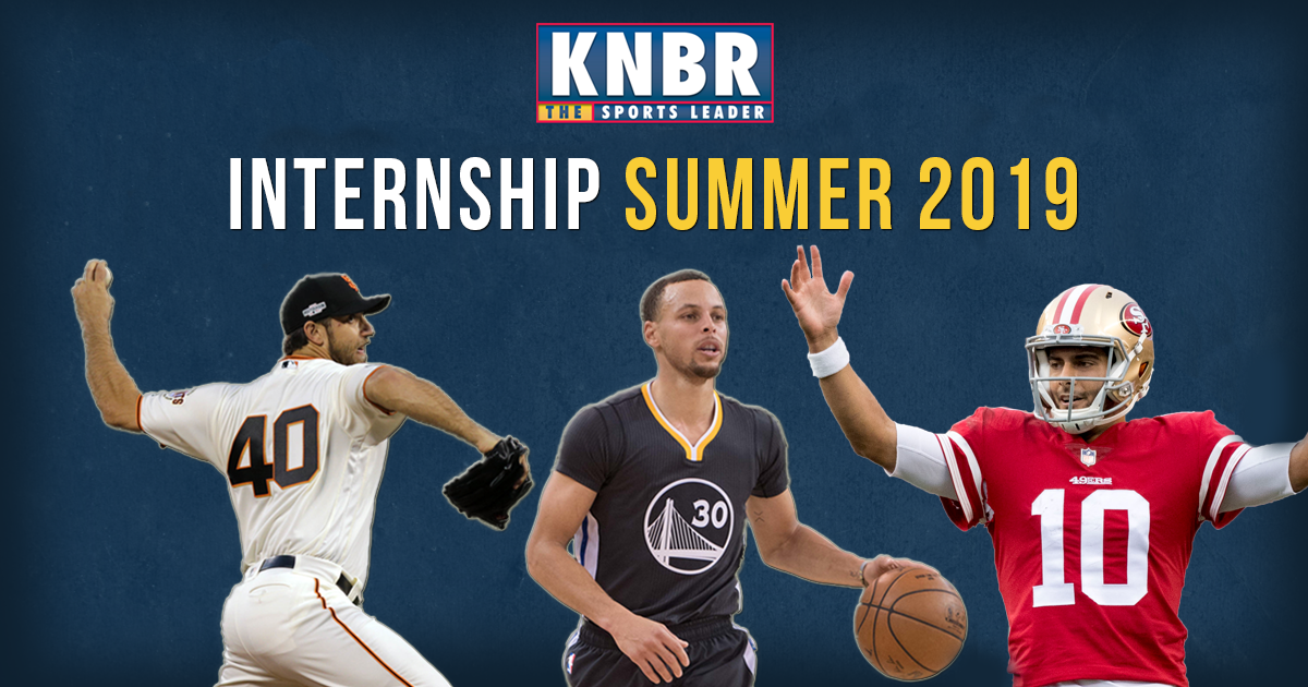 Registration now open for Summer 2019 KNBR internships!