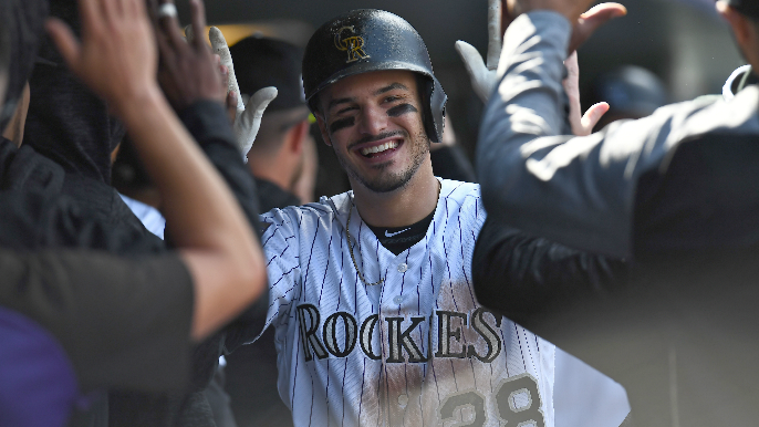 8a71d5ca4de Nolan Arenado finalizing record-breaking extension with Colorado Rockies   report