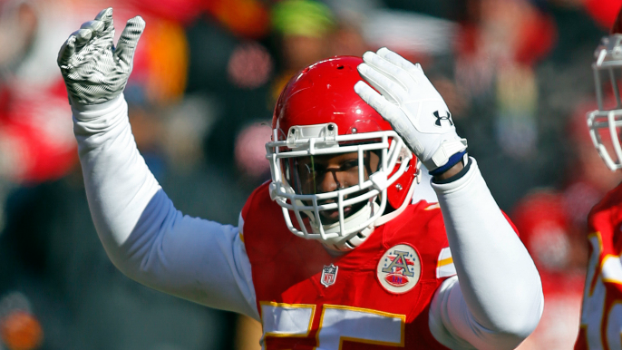 Dee Ford on joining 49ers: 'They don't understand what they're about to get'