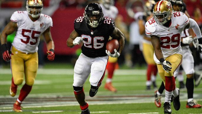49ers sign Tevin Coleman to two-year deal [report]