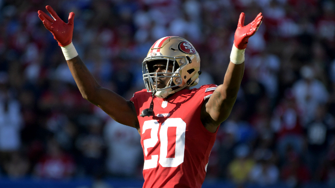 49ers re-sign Jimmie Ward to one-year deal [report]