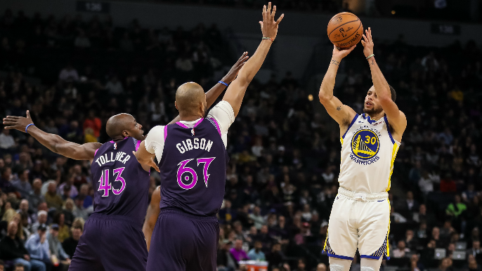 Three observations after Warriors finish road trip with win over Timberwolves