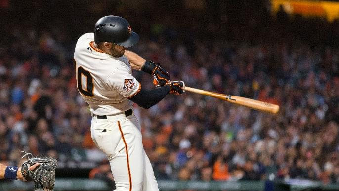 Mike Krukow thinks four Giants have chance to hit 20-plus home runs in 2019
