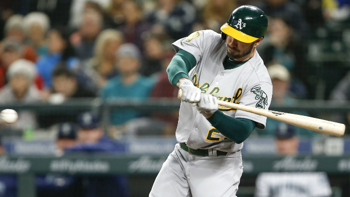 Giants sign former A's outfielder [report]