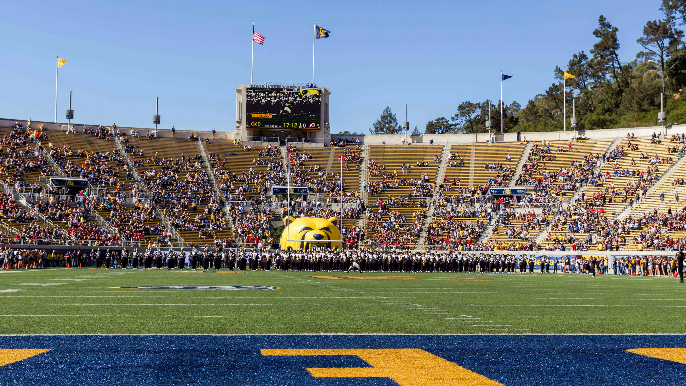 Woman accuses Cal football players, staff of sexual harassment [report]
