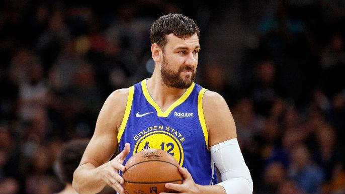 Steve Kerr praises Andrew Bogut for his role in transforming the Warriors