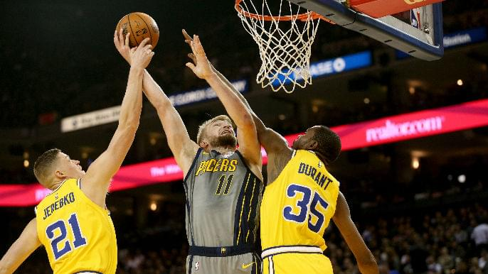 Four thoughts from Warriors' dominant defensive win over Pacers