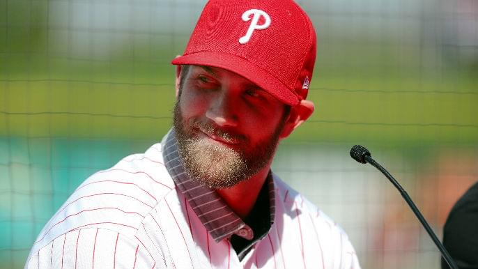 Bryce Harper says he was choosing between Giants and Phillies, reveals why he picked Philadelphia