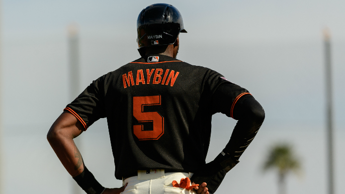Giants release Cameron Maybin [report]