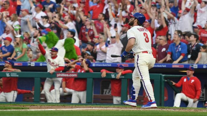 Bryce Harper on free agency: 'I really didn't want to play out west'
