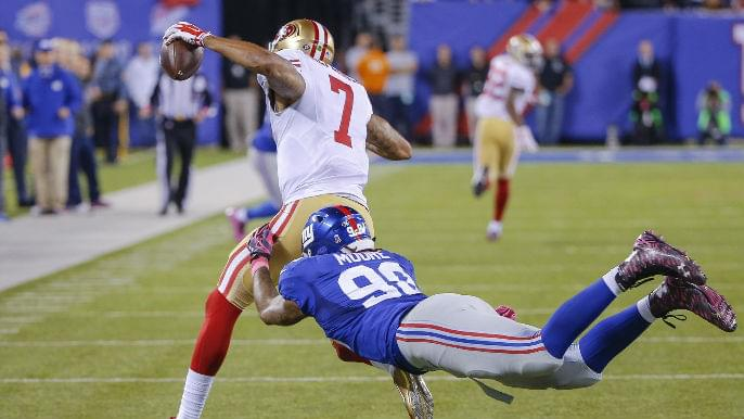 49ers sign former Giants defensive end to one-year deal