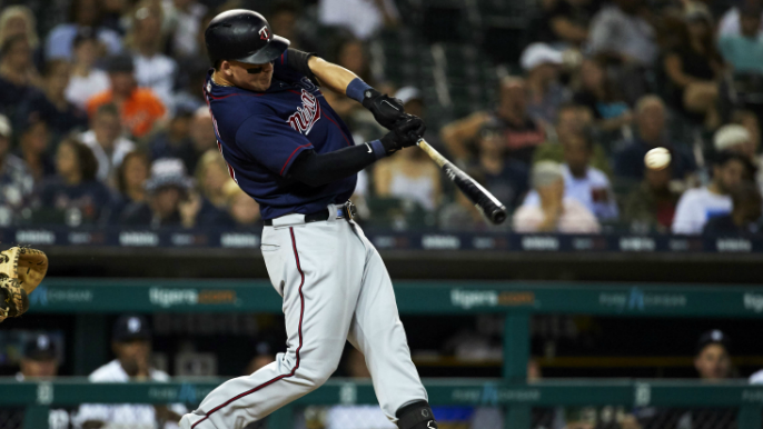 Giants acquire first baseman/outfielder from Twins, designate Connor Joe for assignment