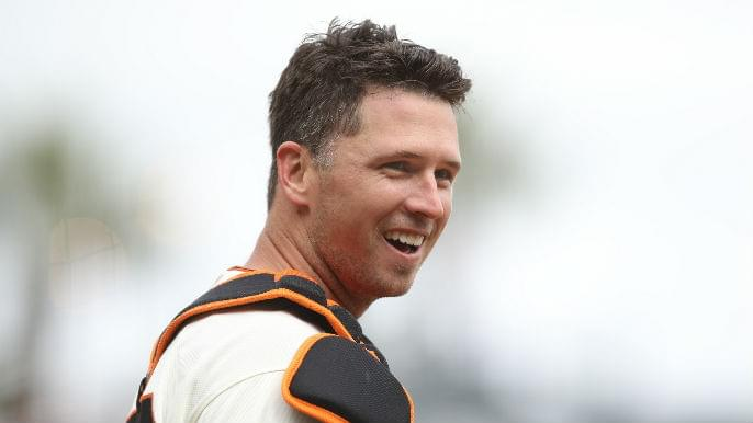 Buster Posey one of nine finalists for annual 'Hutch Award'