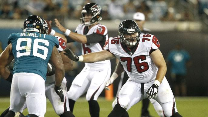 49ers sign former Falcons offensive tackle [report]