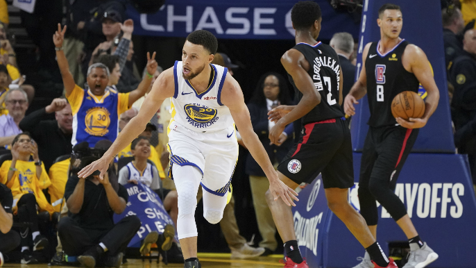 Four observations from Warriors' scrappy Game-1 win over Clippers