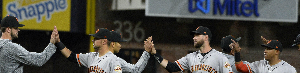 Giants Baseball: Giants at Pirates 4/19 3:20 PM