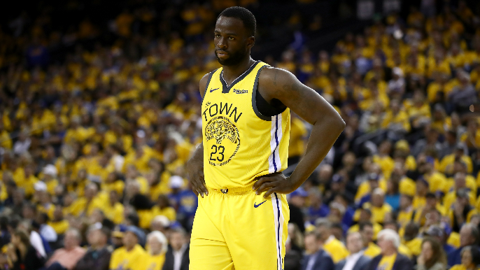 Draymond's mom says Warriors 'need to be punched in the throat'