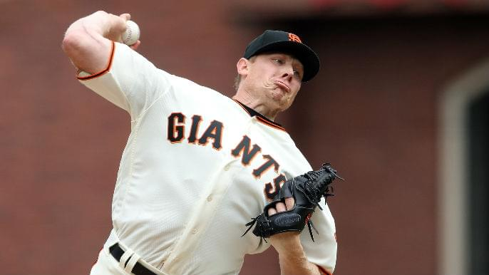 Kuiper: Giants 'starting to have a lot more faith' in Melancon