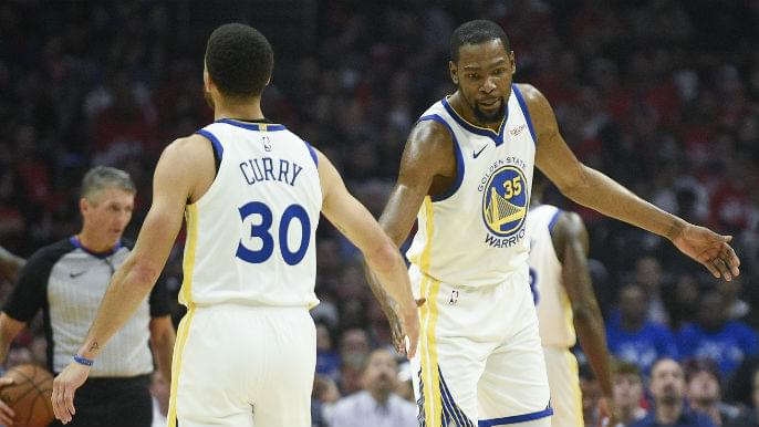 Five thoughts from Warriors' statement win over Clippers in Game 3