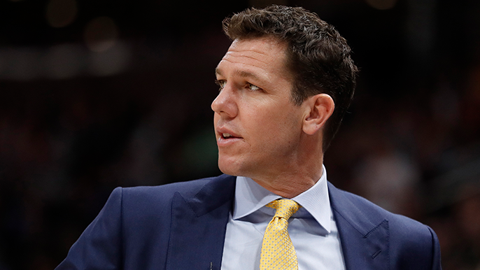 Reporter suing Luke Walton for sexual assault [report]