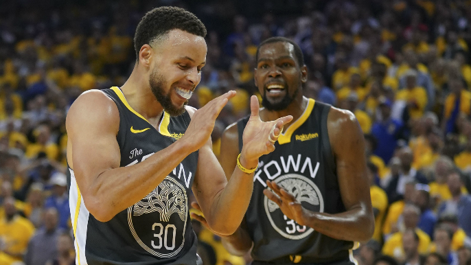 Four thoughts from Warriors' strong Game 2 win over Rockets