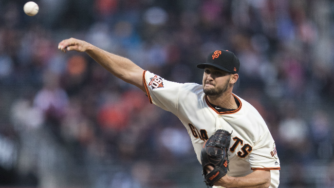 Tyler Beede called up, will start vs. Reds on Friday