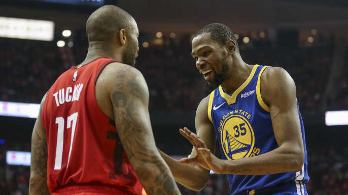 Murph: Savor this Warriors-Rockets series for what it is