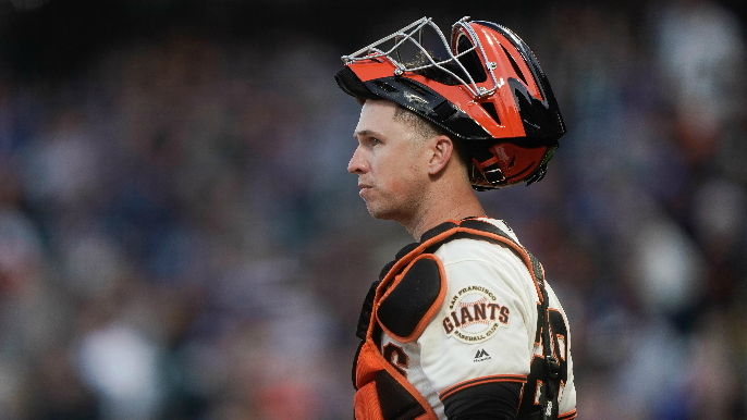 Giants place Buster Posey on concussion list