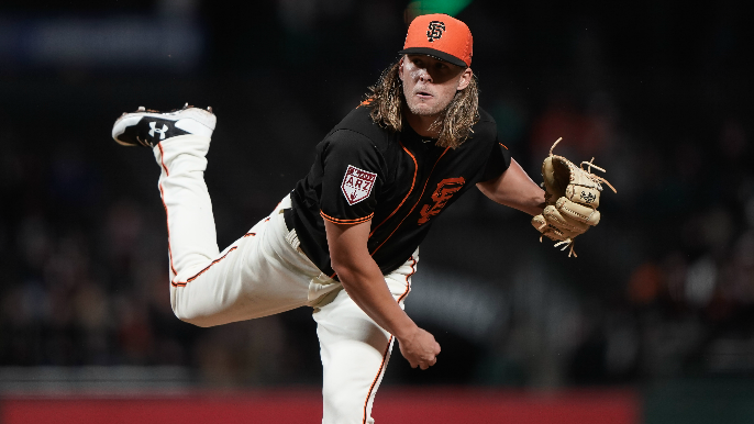 Giants' top pitching prospect to make debut start on Wednesday
