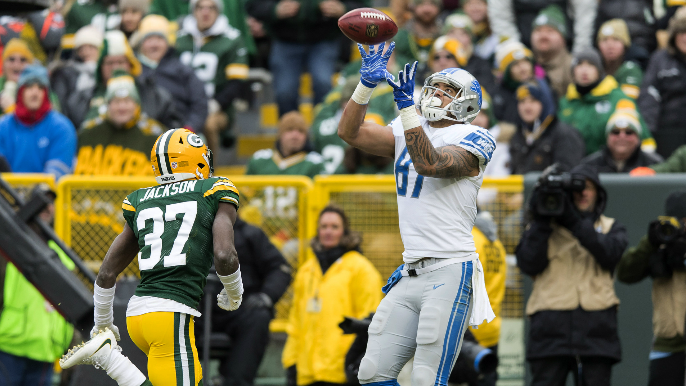 49ers sign former Lions tight end to one-year deal