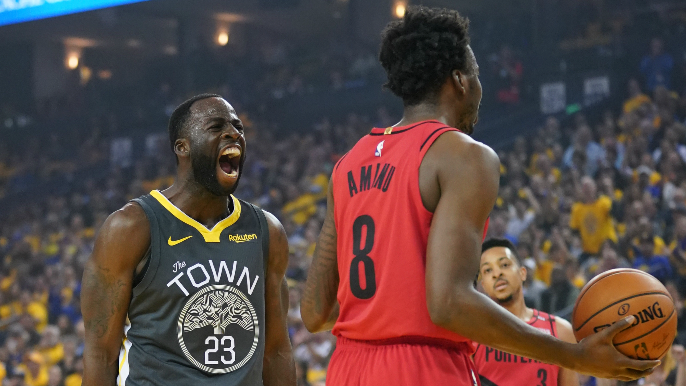 Draymond Green says he's the best defender of all time