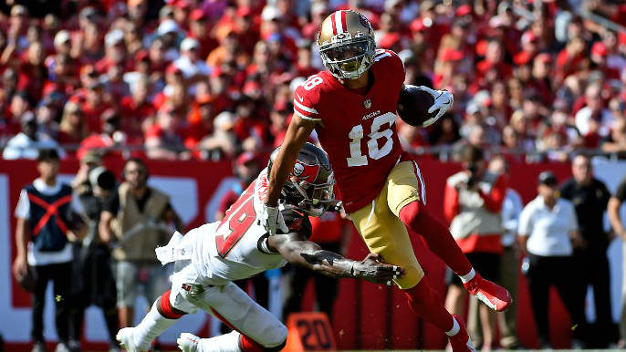 Why Dante Pettis is poised to take step forward in second year with 49ers