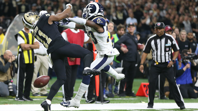 NFL committee to decide whether to tweak interference rule