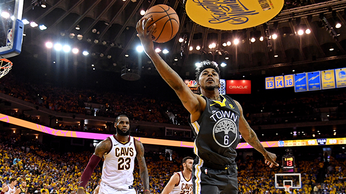 Nick Young defends LeBron James after Toronto's Game 1 win