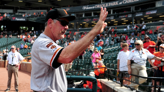 Bochy discusses 1,000 win milestone on 680