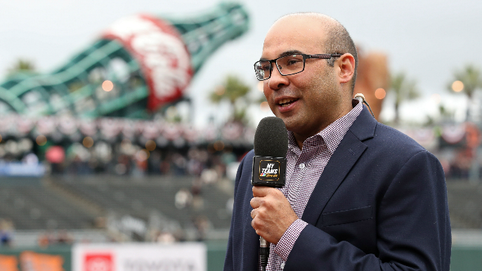 Farhan Zaidi 10 days before deadline: Giants have given us options