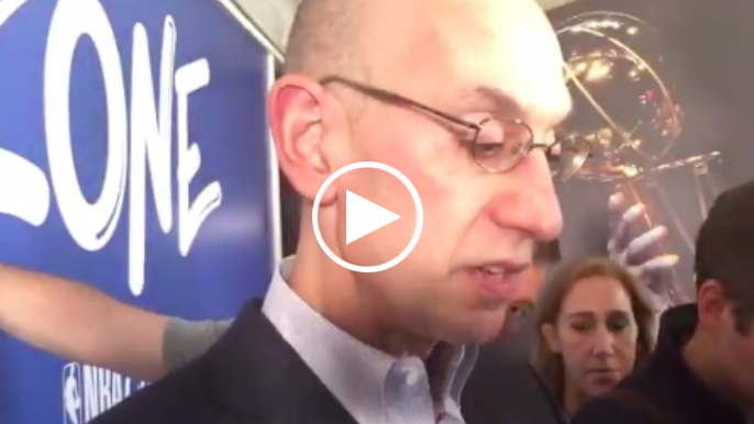 Adam Silver explains why NBA didn't ban Warriors part-owner for life