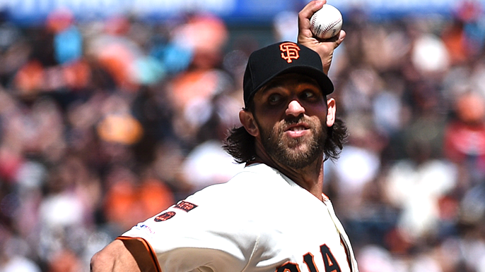 Giants can't make up for Bumgarner's one mistake in loss to Dodgers