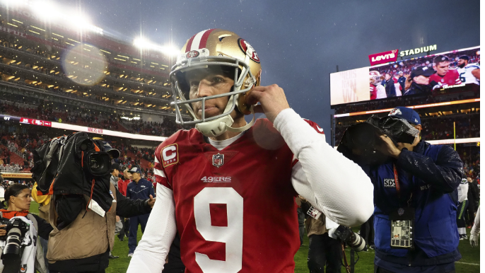 Robbie Gould to continue holdout, will not attend 49ers minicamp [report]